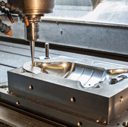 Injection Mold Construction
